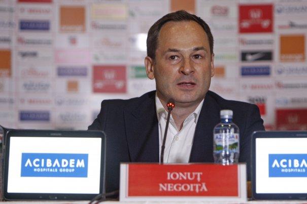 Ionuț Negoiță i-ar fi cedat clubul lui George Drăghia FOTO: EVZ