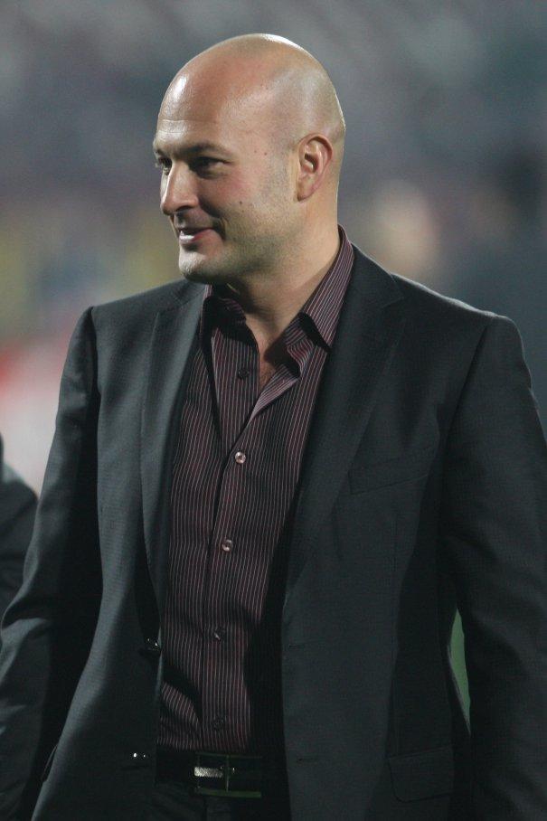 Arpad Paszkany i-a pasat clubul lui Marian Băgăcean FOTO: EVZ