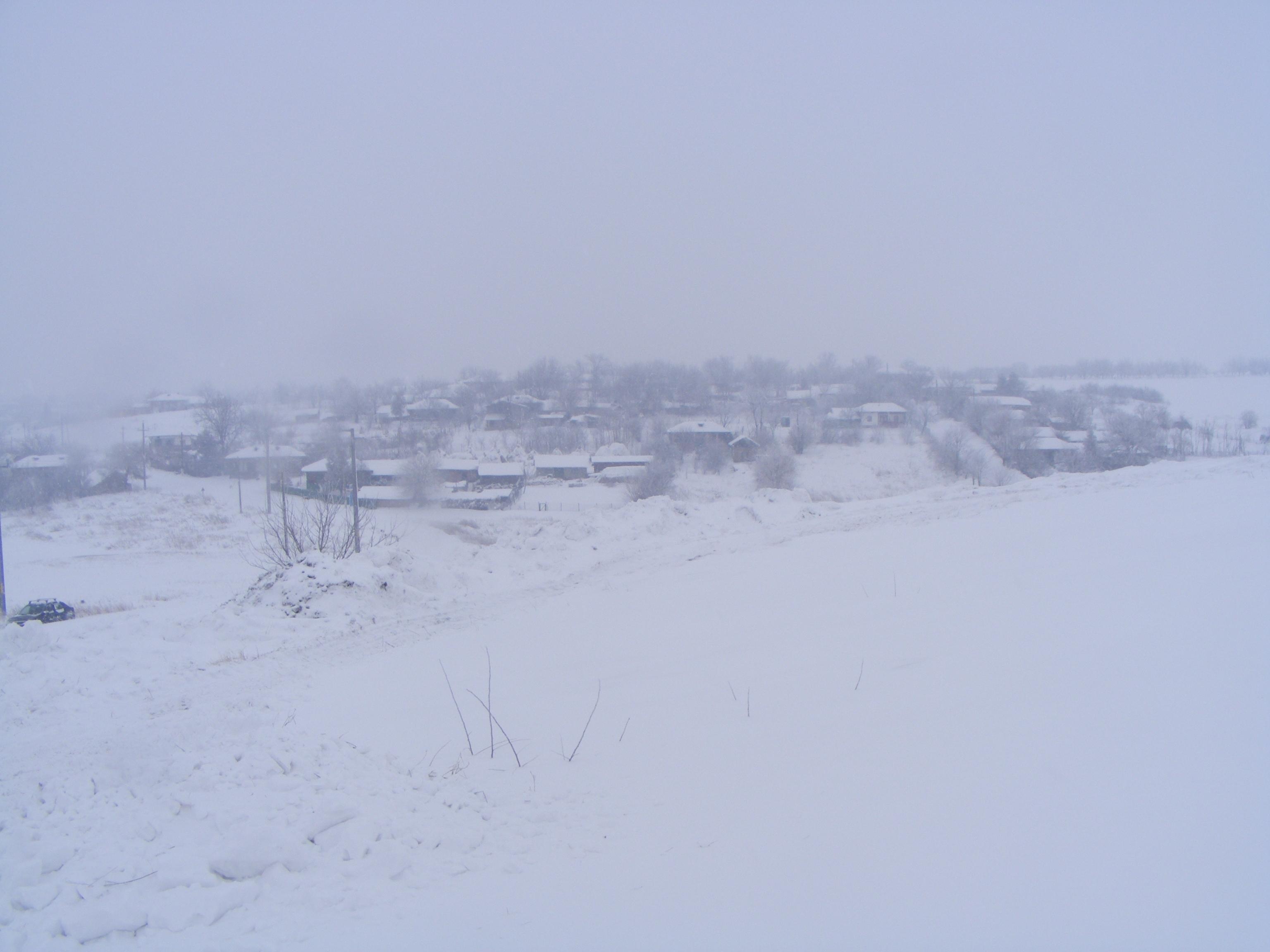 varicoză într-o zăpadă