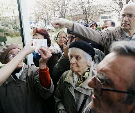 Cât de umilinți mai pot fi pensionarii în România? Anunțul va rămâne mult timp în memoria noastră