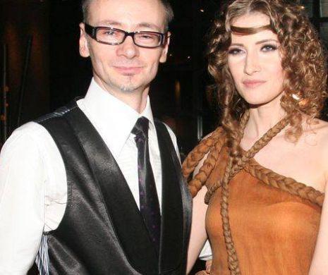 Război total între Iulia Albu şi fostul soţ. Mihai Albu a depus plângere penală