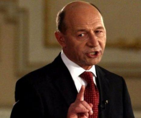 """Traian Băsescu îl desfiinţează pe Tăriceanu: """"La intrarea în Modrogan se află o tavă cu…"""""""