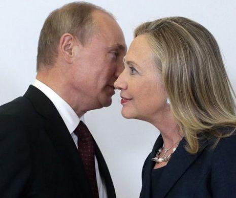 """Putin știa că Hillary Clinton a pus la cale Făcătura """"Trump-Rusia"""". Și a facilitat-o"""