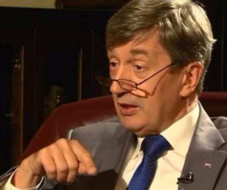 Huiduit la Constanța. Ambasadorul rus Valeri Kuzmin, discurs obraznic, întrerupt de proteste