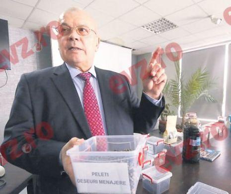 Statul preferă să cheltuiască 2 miliarde € în loc să folosească o invenție românească pentru eliminarea gropilor de gunoi