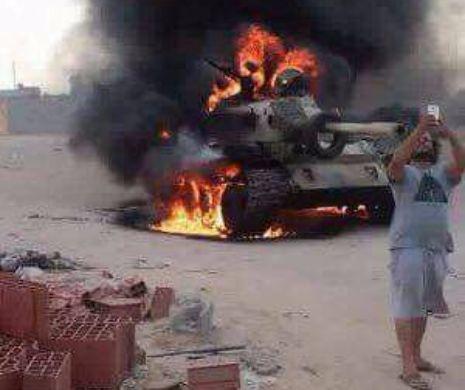 ONU: În Libia există între 150.000 şi 200.000 de tone de arme imposibil de controlat