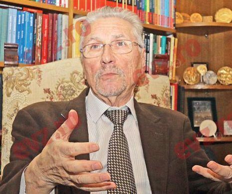 Emil Constantinescu, internat în spital! Accident grav pentru fostul preşedinte