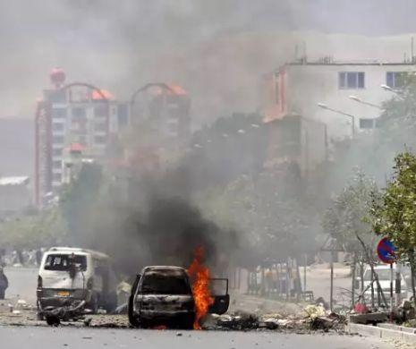 12 morți în atentatul de la Kabul