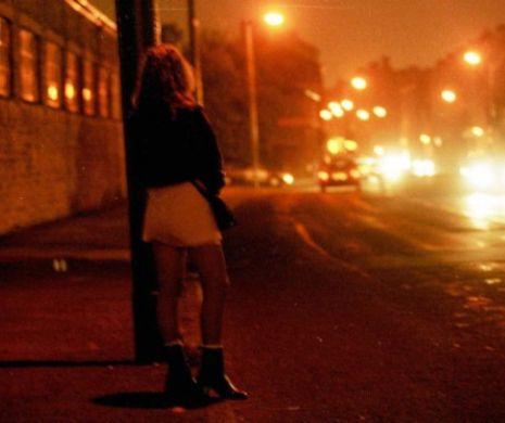 O lucrătoare sexuală din România protestează în Germania