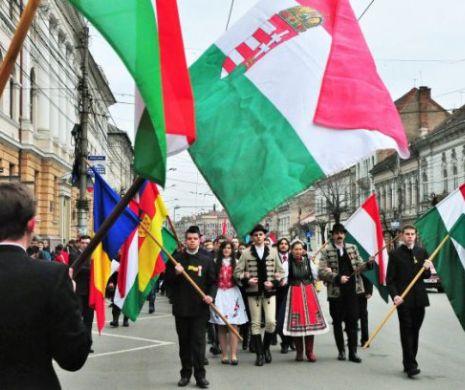 """Incendiar! """"Atribuțiile statului român, preluate de Budapesta, în Transilvania"""""""