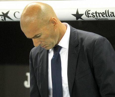 """Evoluție dezastruoasă pentru Real Madrid. """"Galacticii"""" au pierdut prima poziție după eșecul de la Mallorca"""