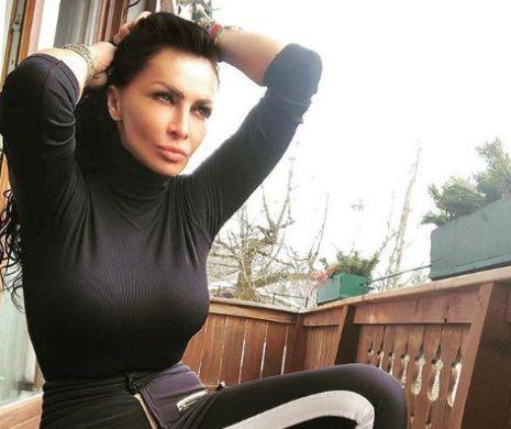 Mihaela Rădulescu, surprinsă total de Dani Oțil. Ea va fi mama copilului!