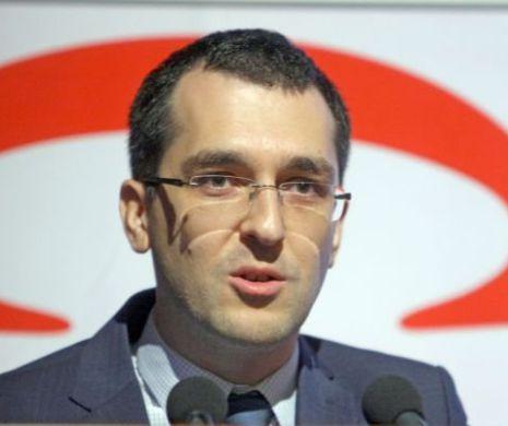 Breaking News. Vlad Voiculescu se retrage din cursa pentru Capitală