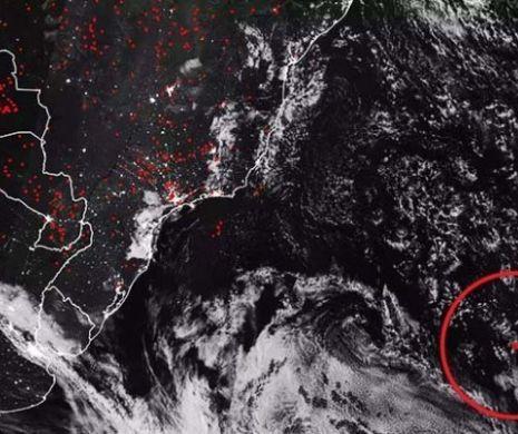 Nasa A Publicat Imagini Din Satelit Cu Anomalii Care Se Petrec In