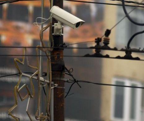 Românii sunt spionați! Milioane de euro ca să fim supravegheați non-stop