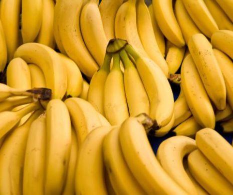 Dieta japoneză cu banane. Slăbeşti rapid 5 kg în 7 zile