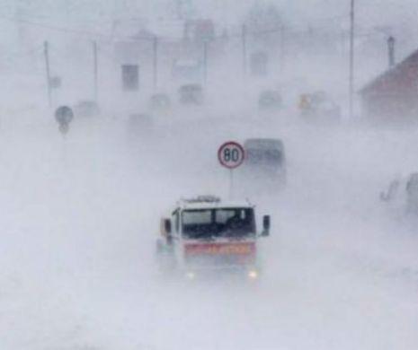 Prognoza meteo. A fost anunțat un minim istoric: -90 de grade! Breaking News