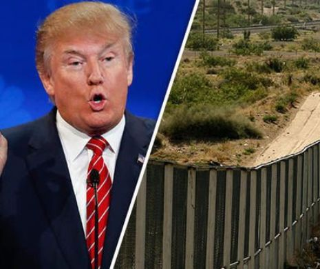 Zidul lui Trump de 10 miliarde de dolari, o investiţie inutilă. Cum trec contrabandiştii şi migranţii prin el fără probleme