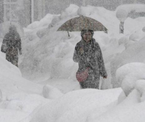 Au venit zăpezile. Românii sunt deja blocați în case din cauza avalanșelor