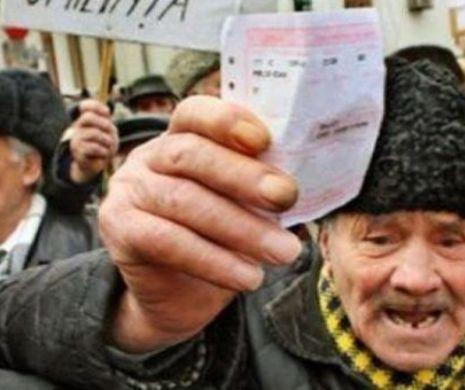 Semnal de alarmă pentru toți pensionarii. NU mai sunt bani de pensii