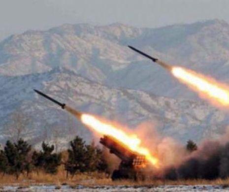 E iar război?! Bază americană atacată cu rachete rusești