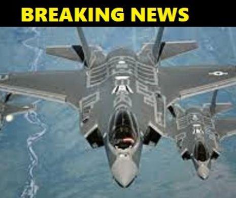 Avioane americane F-35 la graniță? Rusia a făcut anunțul care a dat fiori reci