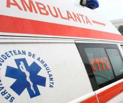 Caz revoltător în România. Echipajul ambulanței a refuzat să îngrijească o fetiță!