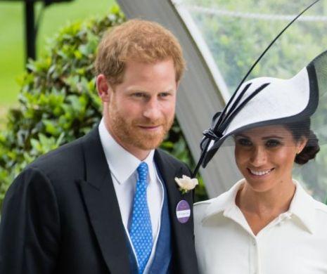 Fratricid princiar?! Mehgan şi Harry, lovitură pentru Kate şi William