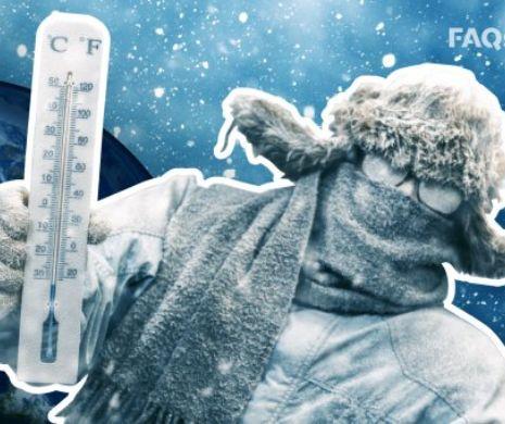 Temperaturi-șoc în România! Termometrele au luat-o razna. News Alert