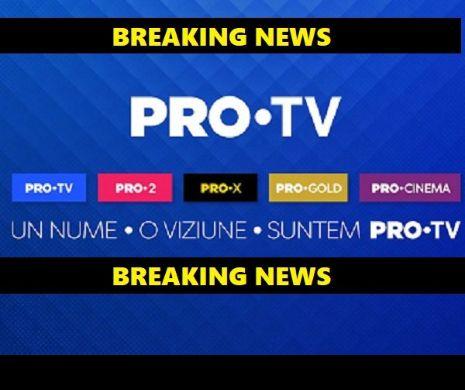 Vestea a căzut ca un trăsnet în Pro TV. Este incredibil ce s-a întâmplat la Românii au talent -VIDEO