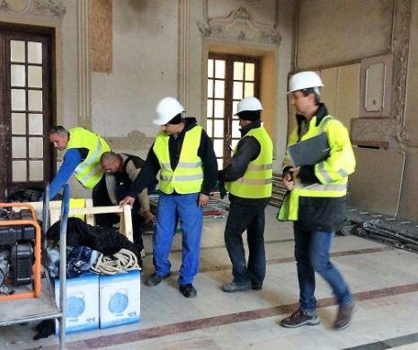 Criză mare de forță de muncă! Clădirile de patrimoniu, în pericol
