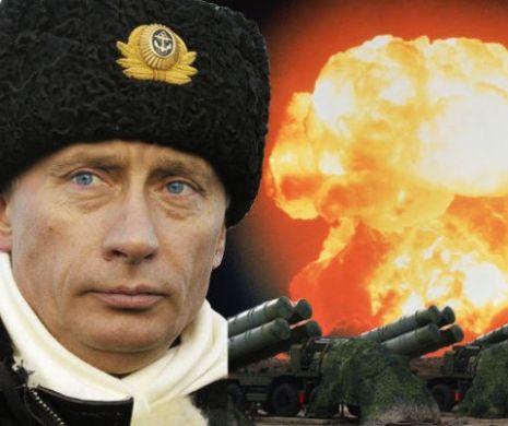 Lumea, în pericol major. Balanța nucleară s-a dezechilibrat. Ce bombe atomice are Putin
