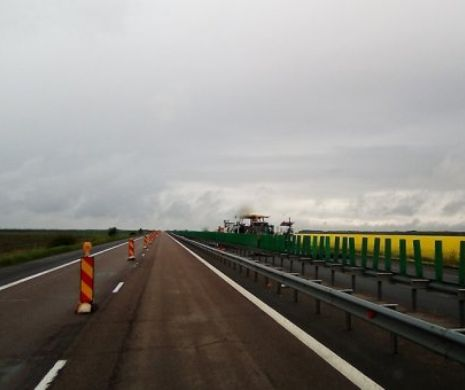Autostrada Soarelui intră în reparații! Când se vor finaliza