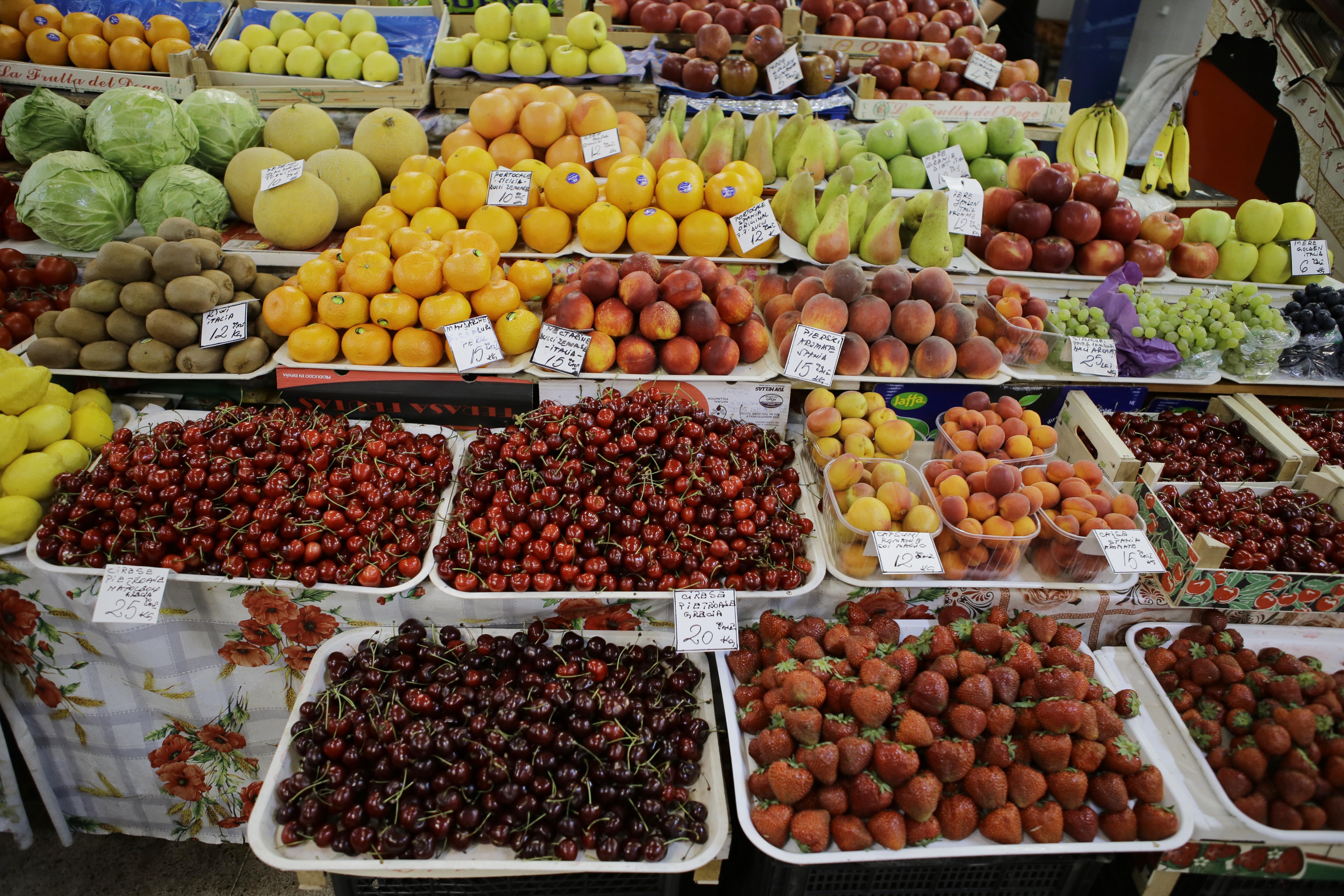 Alertă alimentară! Fructele și legumele sunt pericol public. Ce s-a descoperit acum