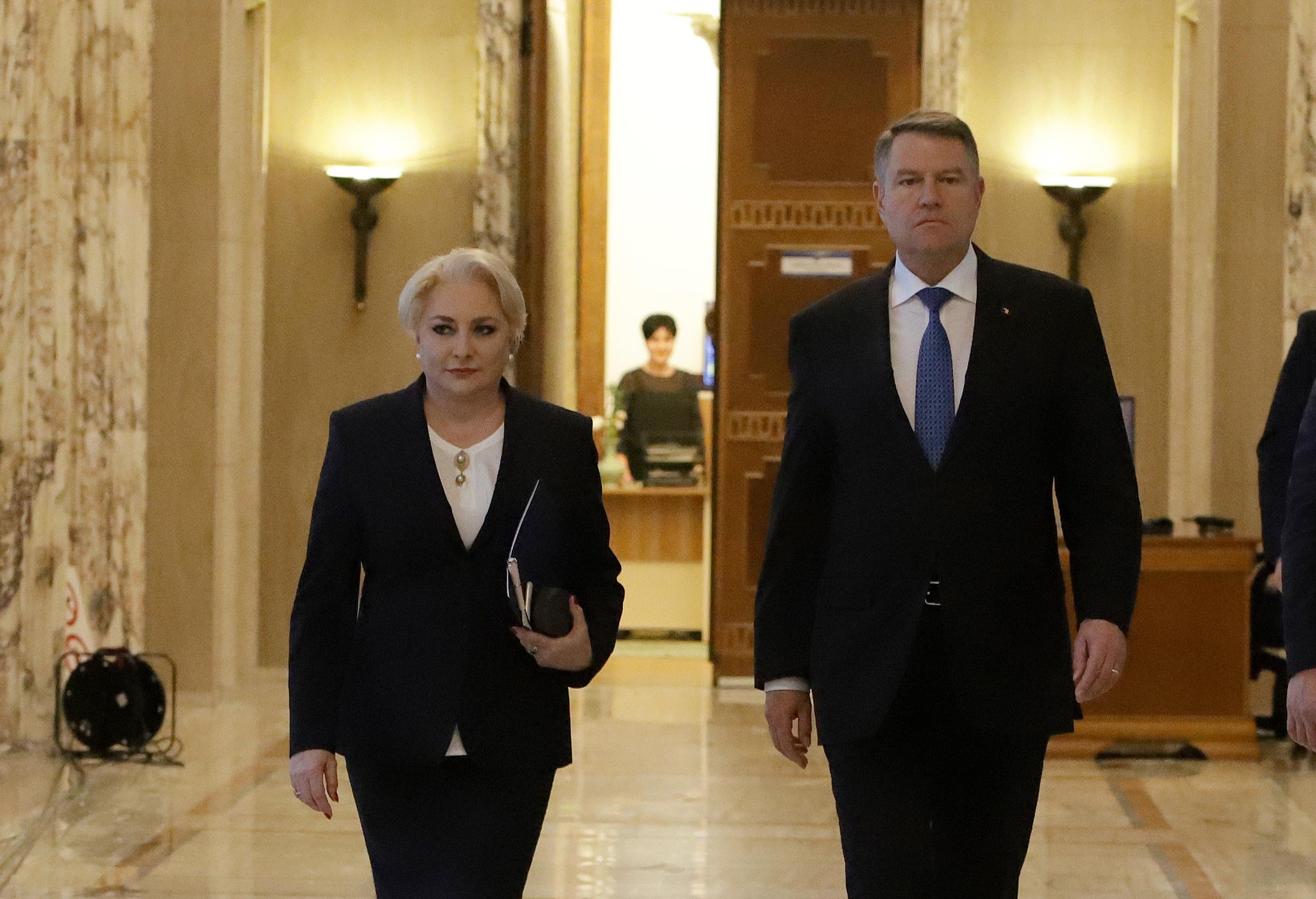 Rețeaua care distruge România, motiv de scandal la vârf. Iohannis, atac dur asupra PSD