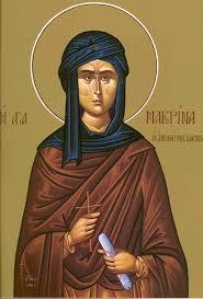 Sfântul zilei. Sora cea Mare