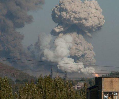 Imagini pentru explozie centrala nucleara imagini