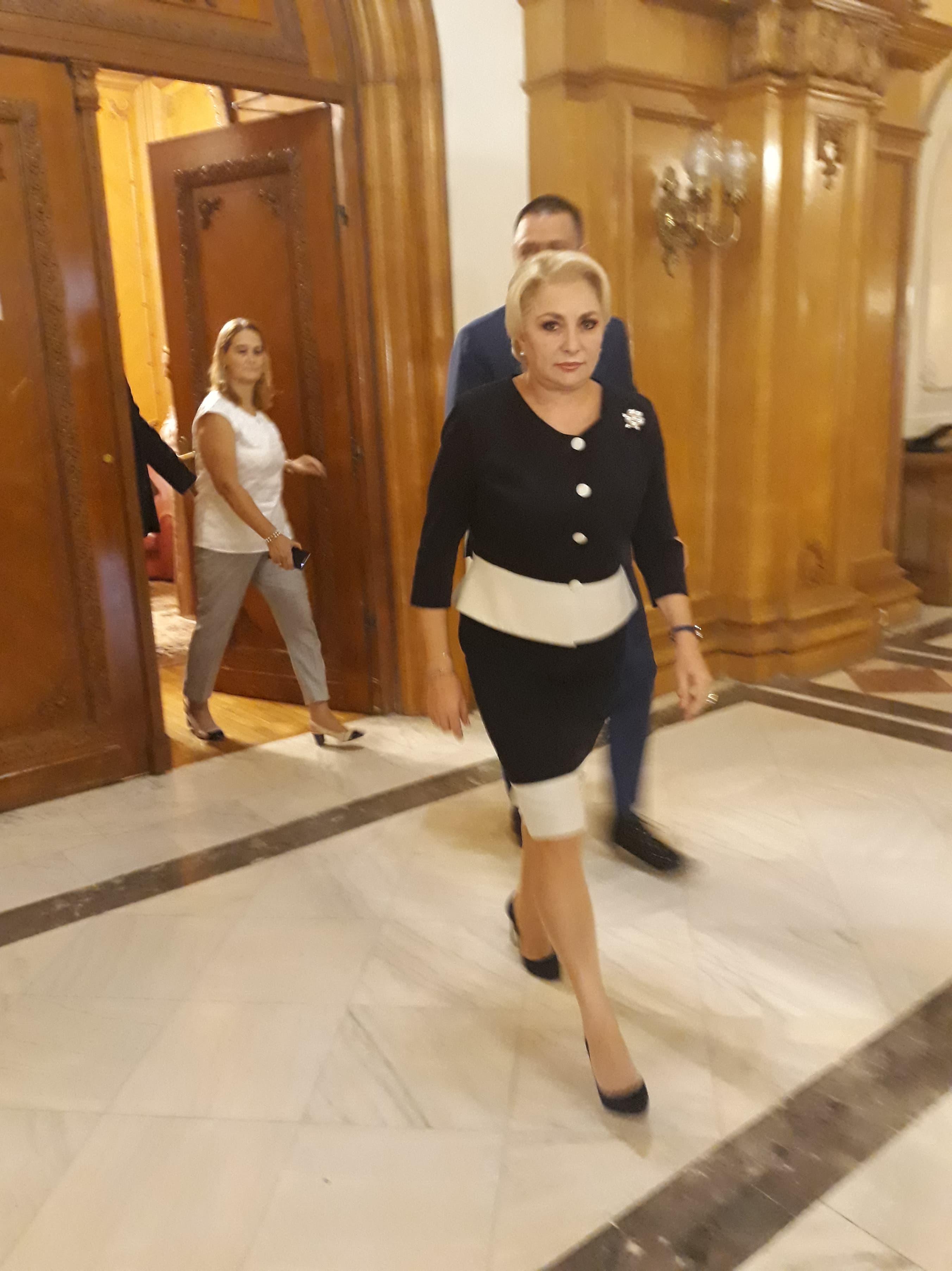 Ședință explozivă în PSD. Dăncilă a dat ordin clar: Să fie MĂCEL