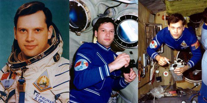 Cosmonautul Dumitru Prunariu dezvăluie secretele Universului şi vorbește despre aliens