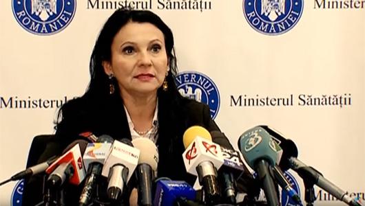 UPDATE. Sorina Pintea, dusă la DNA! Fostul ministru al Sănătății, acuzată de corupție