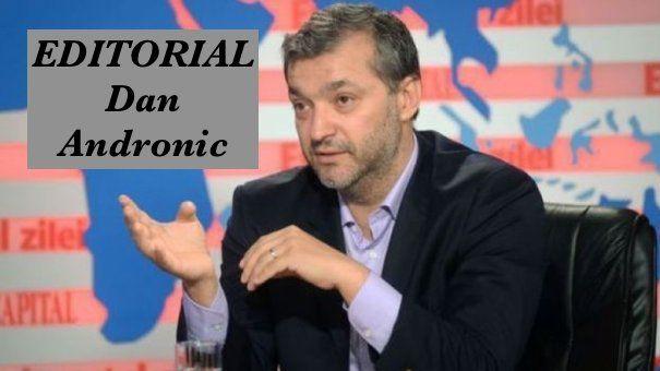 Viorica DĂNCILĂ, o gospodină a națiunii, se luptă cu Mircea DIACONU, un actor grăbit și cu Dan haBARNAam. Editorial de Dan Andronic
