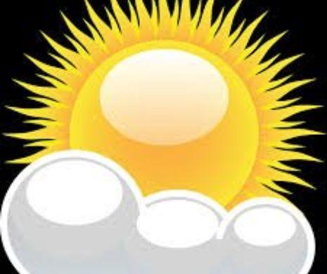 Meteo. Vreme frumoasă cu soare