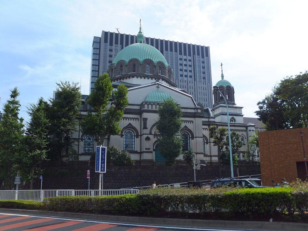 Cele mai frumoase biserici ortodoxe din Japonia