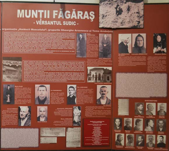 Executați la Jilava: frații Arnăuțoiu și 14 membri ai grupului Haiducii Muscelului