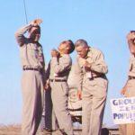 Voluntari sub o bombă atomică – Video uluitor