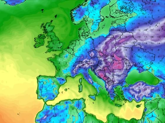 Vremea. ANM anunță schimbări majore. De când intră în România aerul polar?!