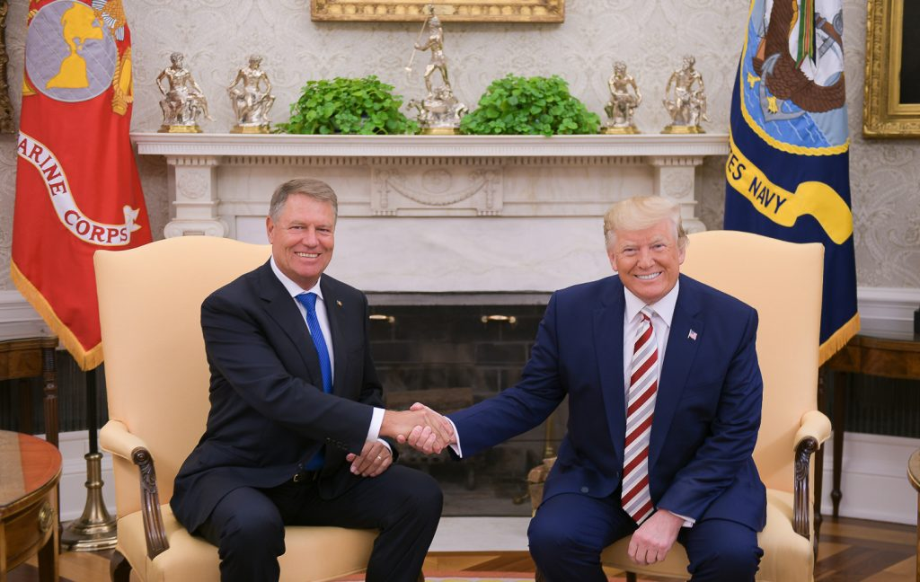 Anunț bombă, după întâlnirea lui Iohannis cu Trump. Proiect uriaș pentru România
