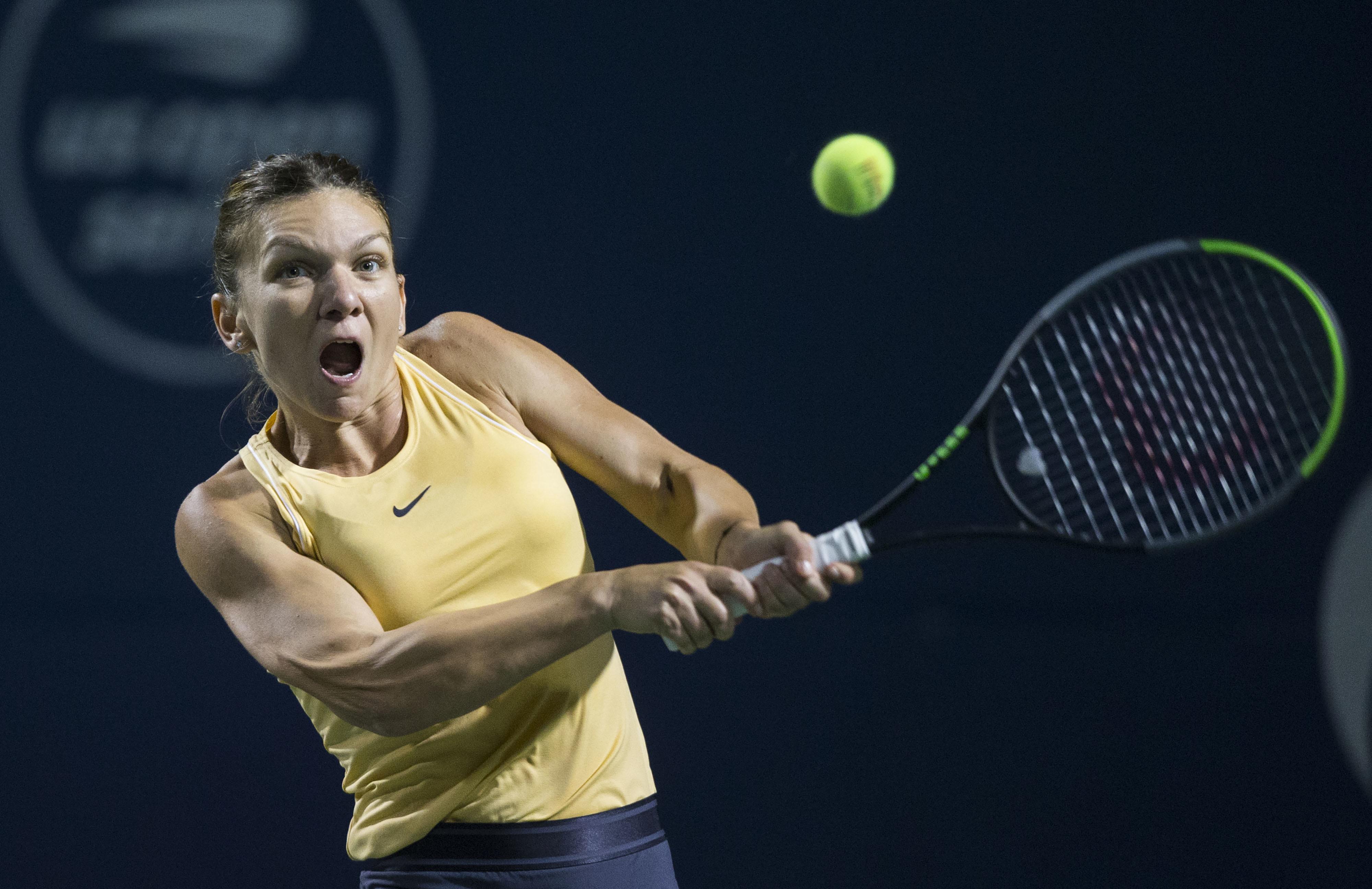 Cu cine se va duela Simona Halep, în primul tur, la US Open
