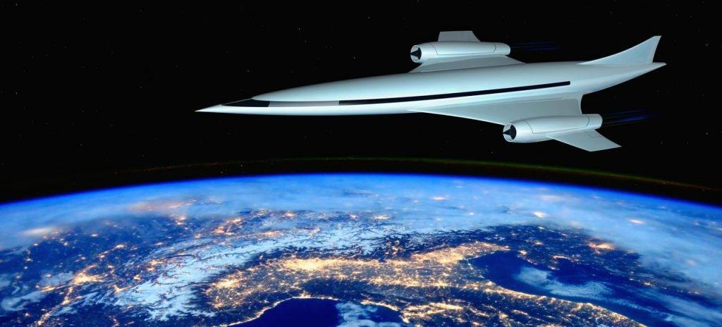 Revoluție în aviația mondială. Drumul Paris-Shangai va dura 30 de minute!