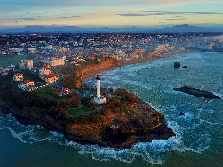 Liderii lumii, păziți de la sol, din cer și de pe mare. Biarritz a devenit o fortăreață